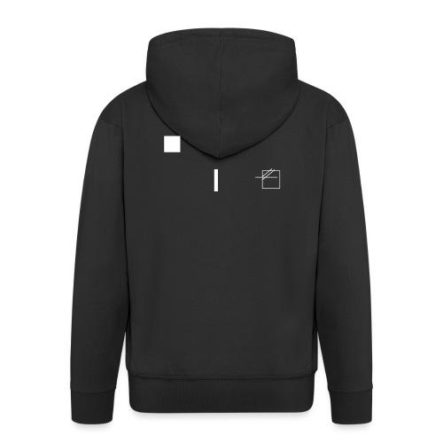 /obeserve/ sweater (M) - Premium Hettejakke for menn