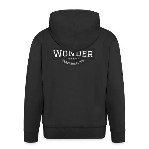 Wonder T-shirt - ol' small logo - Herre premium hættejakke