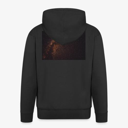 astronomie der Sterne - Männer Premium Kapuzenjacke