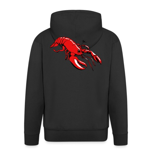 Lobster - Men's Premium Hooded Jacket