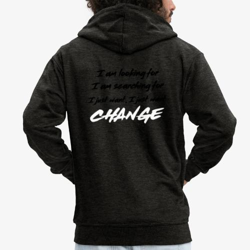 Change (NF) 1.1 - Men's Premium Hooded Jacket
