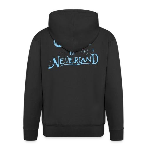 Citizen_blue 02 - Men's Premium Hooded Jacket