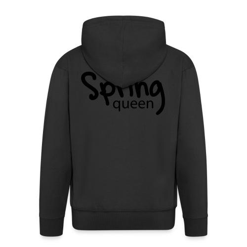 Springqueen - Männer Premium Kapuzenjacke