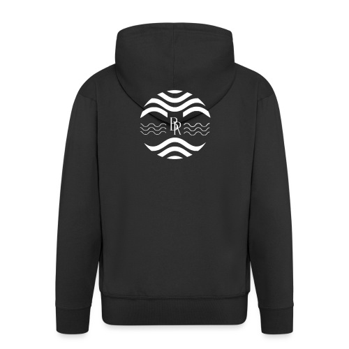 br - Men's Premium Hooded Jacket