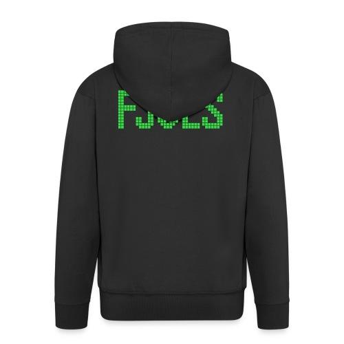 FJOLS Grøn - Herre premium hættejakke