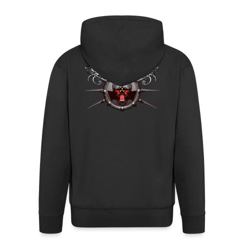 T-Shirt NUKE (femme) - Veste à capuche Premium Homme