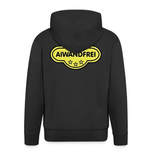 AIWANDFREI - Männer Premium Kapuzenjacke