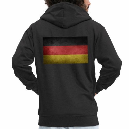 Germany - Männer Premium Kapuzenjacke