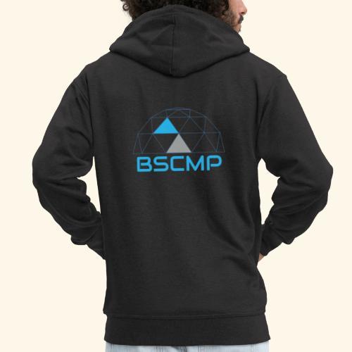 BSCMP - Mannenjack Premium met capuchon