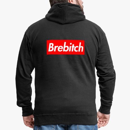 Brebitch Sup' - Veste à capuche Premium Homme