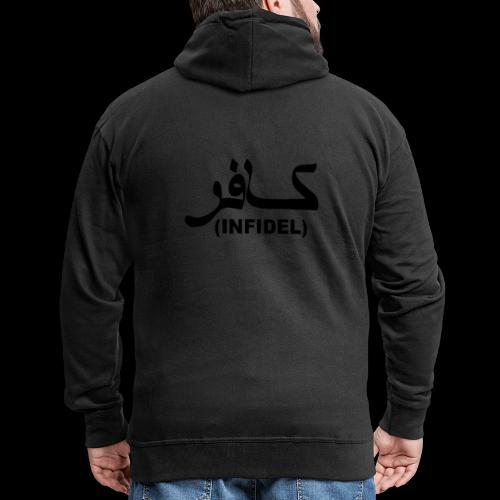 INFIDEL - Men's Premium Hooded Jacket