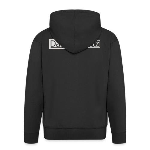 Dampfernetz Logo - Männer Premium Kapuzenjacke