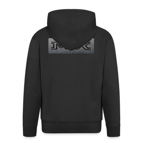 MX - Felpa con zip Premium da uomo