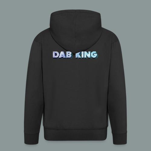 Dab King 2 - Männer Premium Kapuzenjacke