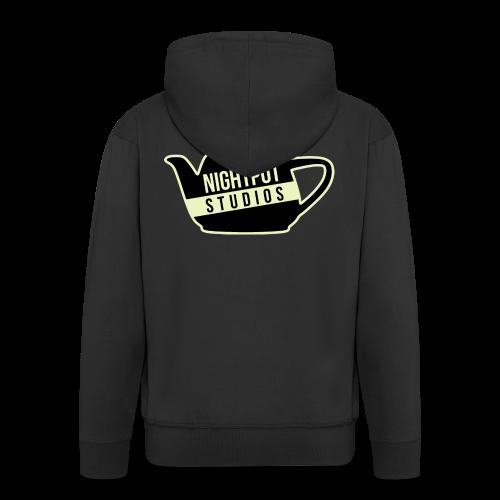 Nightpot Studios - Men's Premium Hooded Jacket