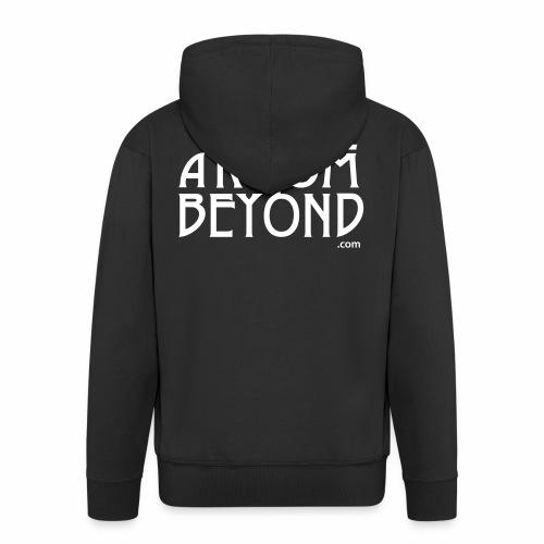 A Room Beyond Title - Men's Premium Hooded Jacket