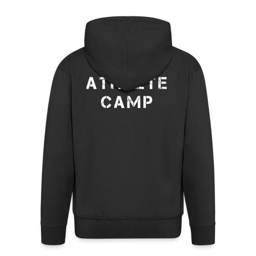 ACWHITE - Men's Premium Hooded Jacket