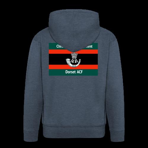 Christchurch Detachment / Dorset ACF - Men's Premium Hooded Jacket