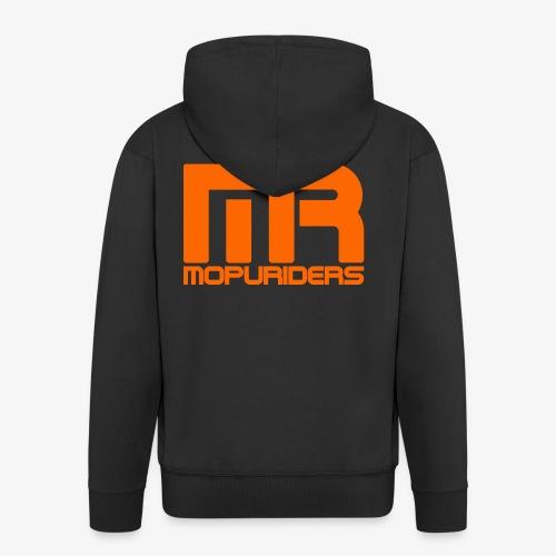 Mopriders Orange - Männer Premium Kapuzenjacke