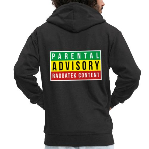 Raggatek - Men's Premium Hooded Jacket