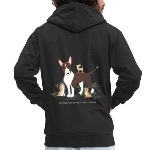 Dog edition - Premium-Luvjacka herr