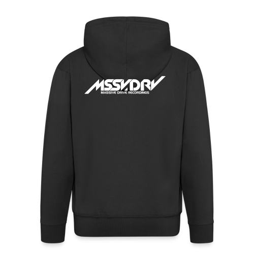 Massive Drive - Men's Premium Hooded Jacket