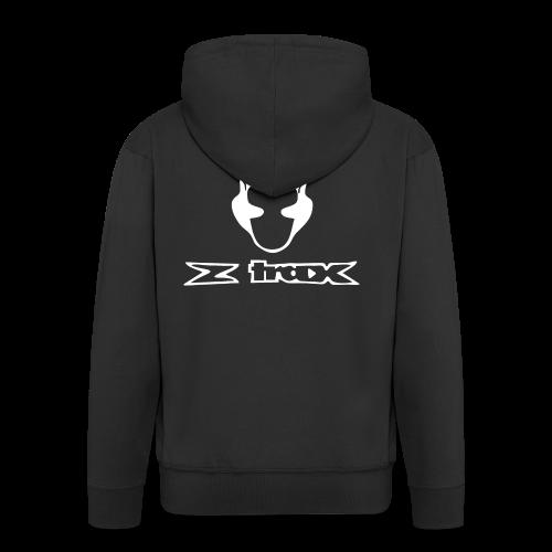 Z-Trax - Men's Premium Hooded Jacket
