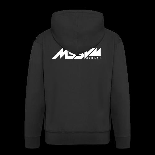 Massive Moment - Men's Premium Hooded Jacket