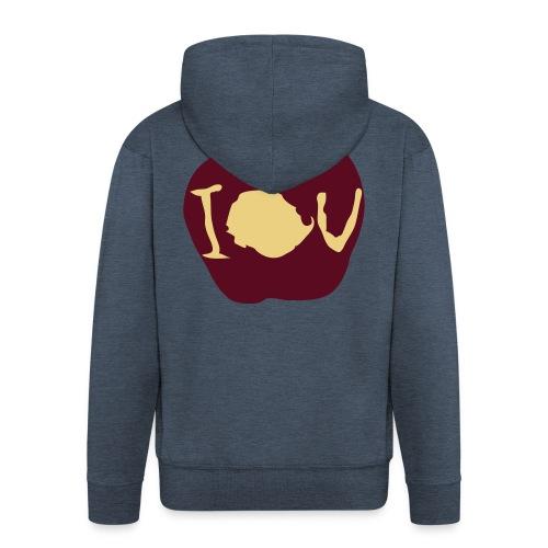 IOU (Sherlock) - Men's Premium Hooded Jacket