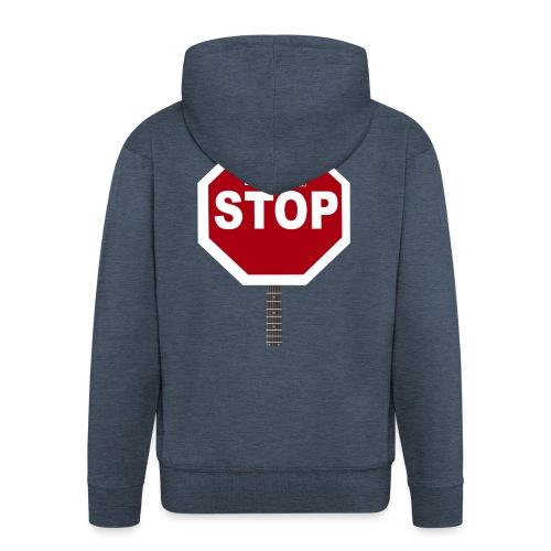 Pee Stop for Concert Goers! - Men's Premium Hooded Jacket