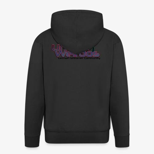 United Weirdos 80`er :D - Männer Premium Kapuzenjacke