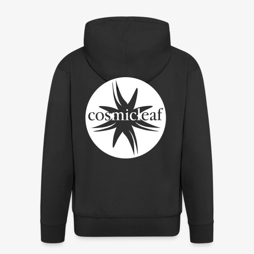 Cosmicleaf - Men's Premium Hooded Jacket