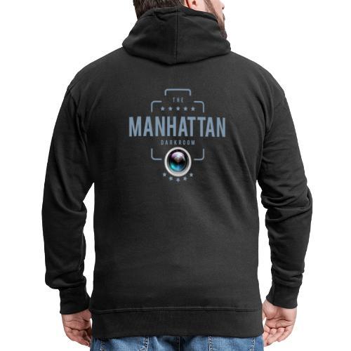 MANHATTAN DARKROOM VINTAGE - Veste à capuche Premium Homme