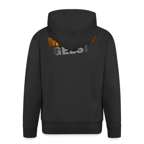 Mastergeest T-Shirt met lange mouwen - Mannenjack Premium met capuchon
