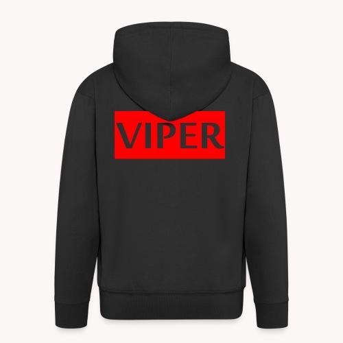 VIPER - Mannenjack Premium met capuchon