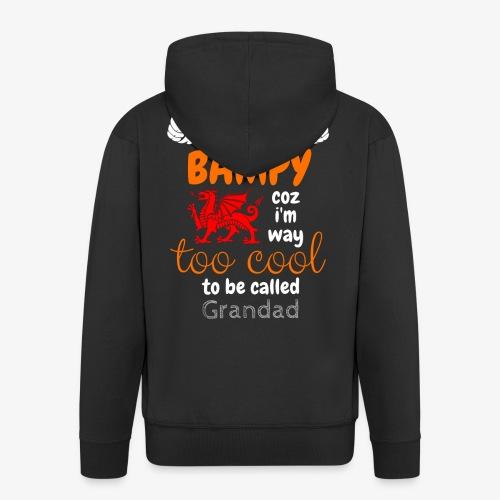I'm Called BAMPY - Cool Range - Men's Premium Hooded Jacket