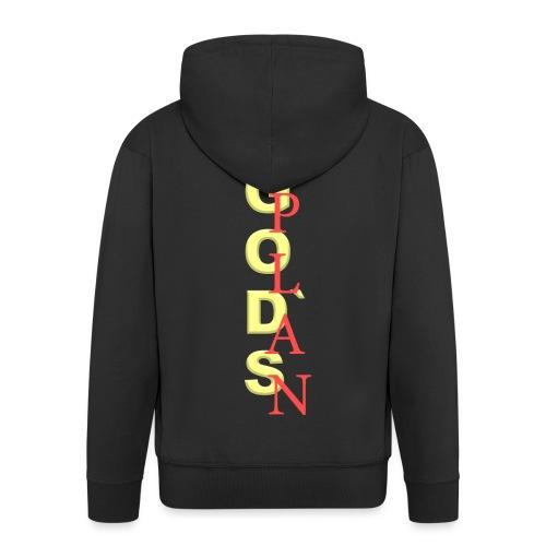 God's Plan Merchandise von The Friday - Männer Premium Kapuzenjacke