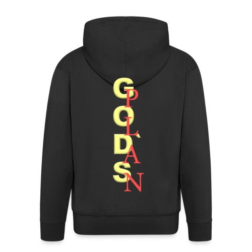 God's Plan Merchandise von The Friday - Männer Premium Kapuzenjacke