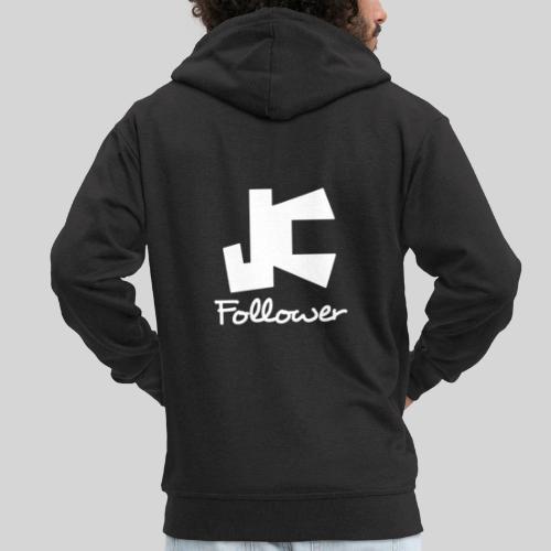 JC Follower - Nachfolger Jesu Christi - Männer Premium Kapuzenjacke