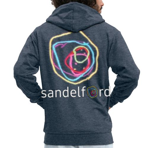 Sandelford School - Men's Premium Hooded Jacket