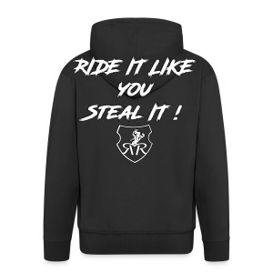 Ridin dirty - Men's Premium Hooded Jacket