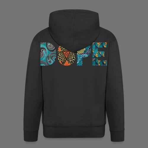 DOPE NATURE Tee Shirts - Men's Premium Hooded Jacket
