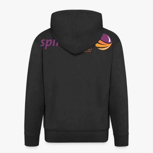Spironess Center BASICS - Veste à capuche Premium Homme