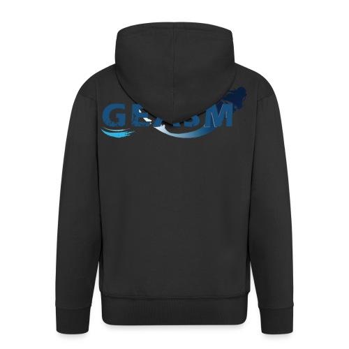 NEW GEASM - Veste à capuche Premium Homme