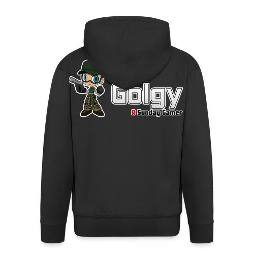 Logo Golgy 2018 V1 - Veste à capuche Premium Homme