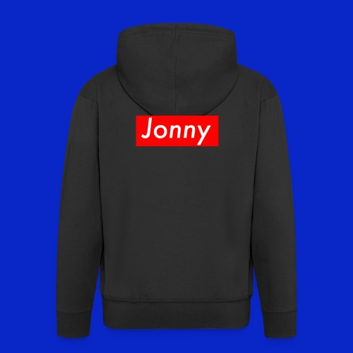 Jonny - Men's Premium Hooded Jacket