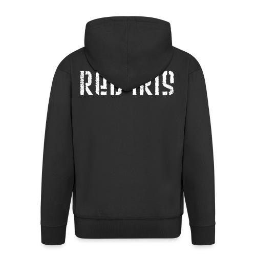 Red Iris - Männer Premium Kapuzenjacke