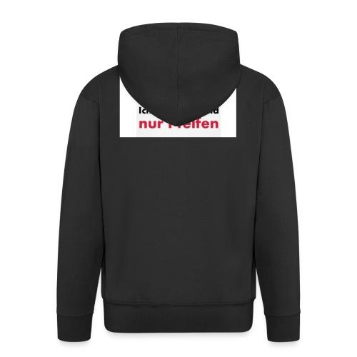 IMG_7535 - Männer Premium Kapuzenjacke
