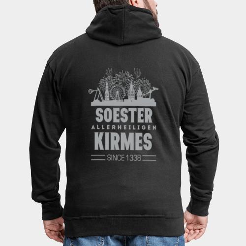 GHB Westfalen Soester Allerheiligenkirmes 81120174 - Männer Premium Kapuzenjacke