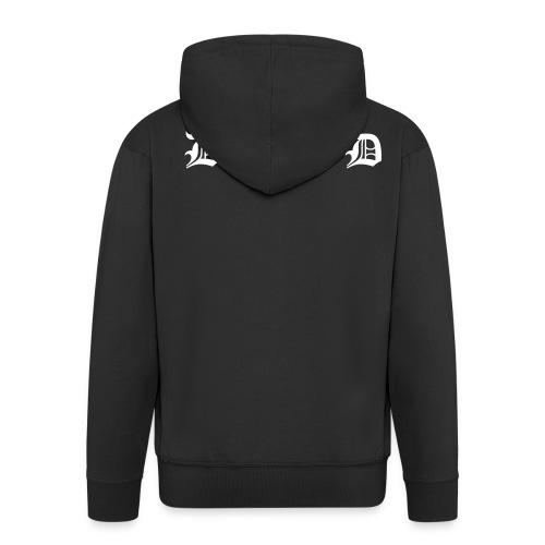division d - Männer Premium Kapuzenjacke